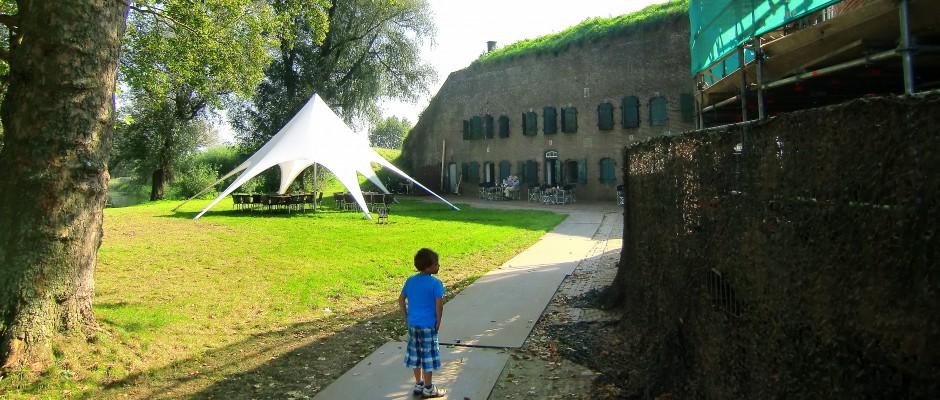 Restauratie Fort Altena